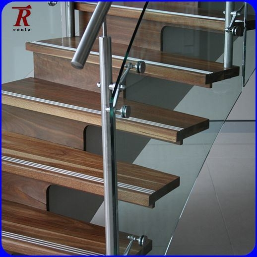 China Wholesale Glass Stainless Steel Railing Designs For Indoor | Stairs Railing Designs In Steel | Outdoor | Wrought Iron | Creative | Staircase Railing | Luxury