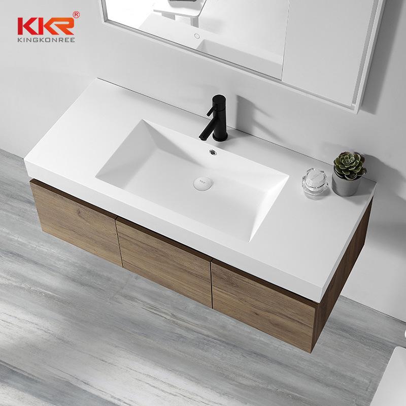 hot item countertop vanity top bathroom cabinet sinks