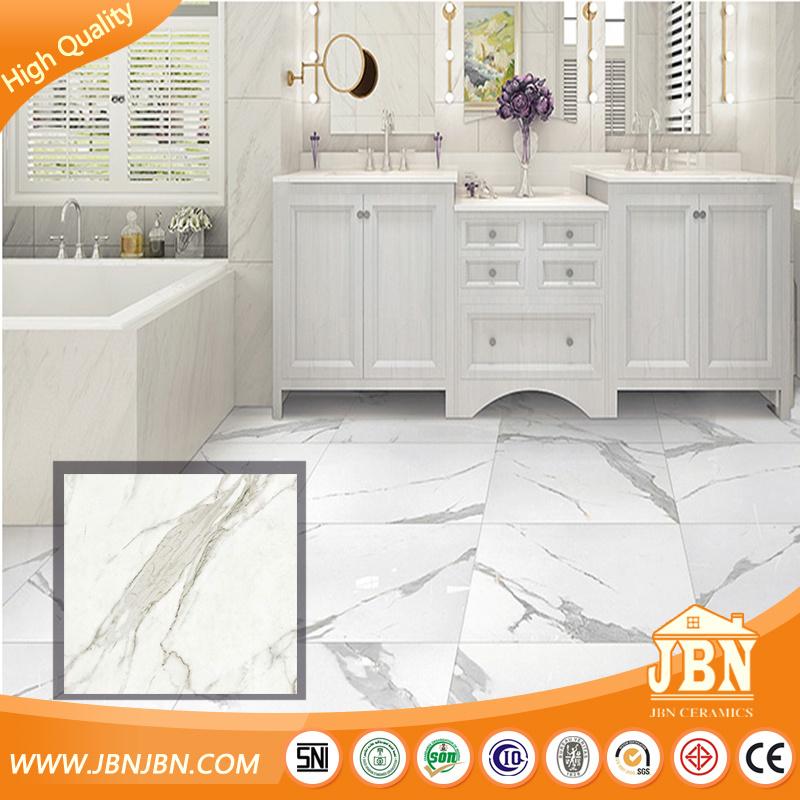 hot item carrara super white marble porcelain floor tile jm83740d