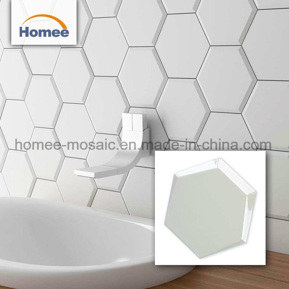 china hexagon backsplash tiles bathroom