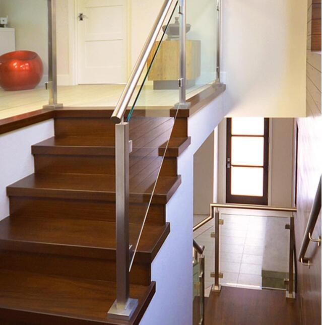 China L Shaped Indoor Wood Staircase Designs New Residential Stair | Wooden Staircase Designs For Homes | Beautiful | Royal Wooden Stair | Residential | Interior | Iron