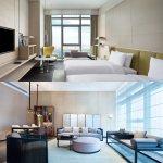 China New Design 5 Star Luxury Modern Double Customized