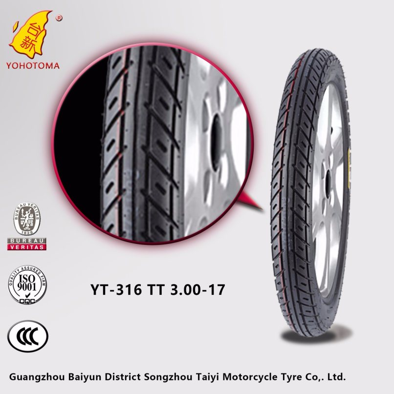 China Bridgestone Motorcycle Tires For