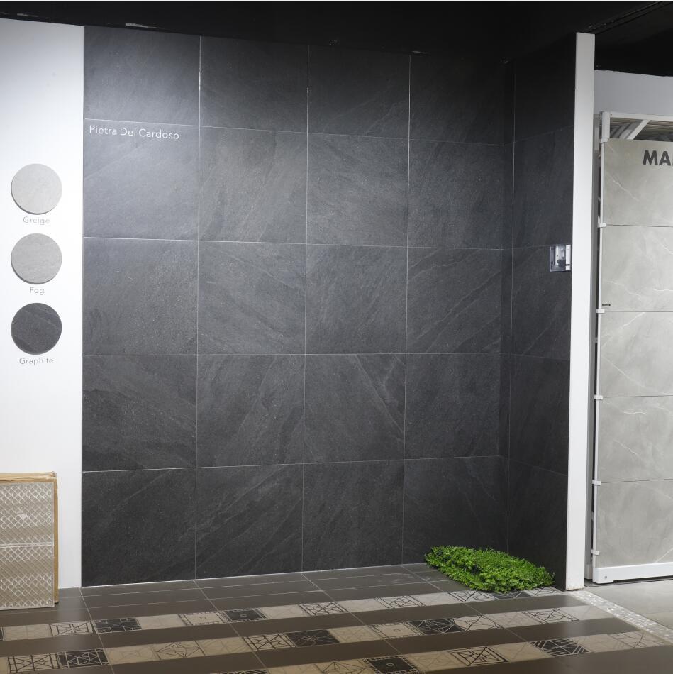 hot item light grey polish matt full through body porcelain flooring wall bathroom tile