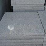 China G603 Cheap Silver Grey Granite Floor Wall Tiles Slabs Facade Cladding Pavers Paving Stone Pavement Naturstein Granite Quarry China Grey Granite G603