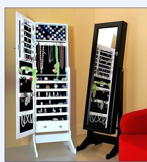 Miroirs Debout Dcoratifs Modernes DArmoire De Bijoux D