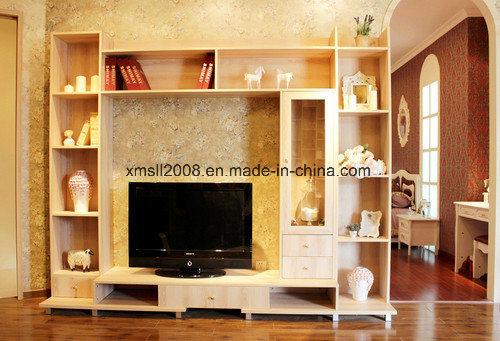 chine moderne en bois solide meuble tv