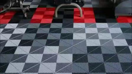 china garage floor mat pvc vinyl tile