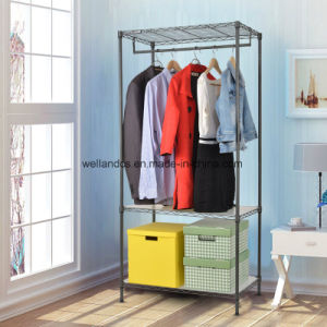 china wire shelving kitchen trolley metal rack supplier zhongshan changsheng metal products co ltd