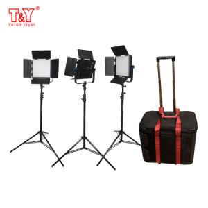 professional portable photography studio lighting led lights kit