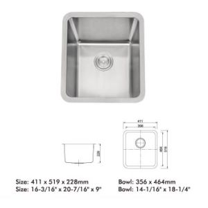 china stainless steel kitchen sink