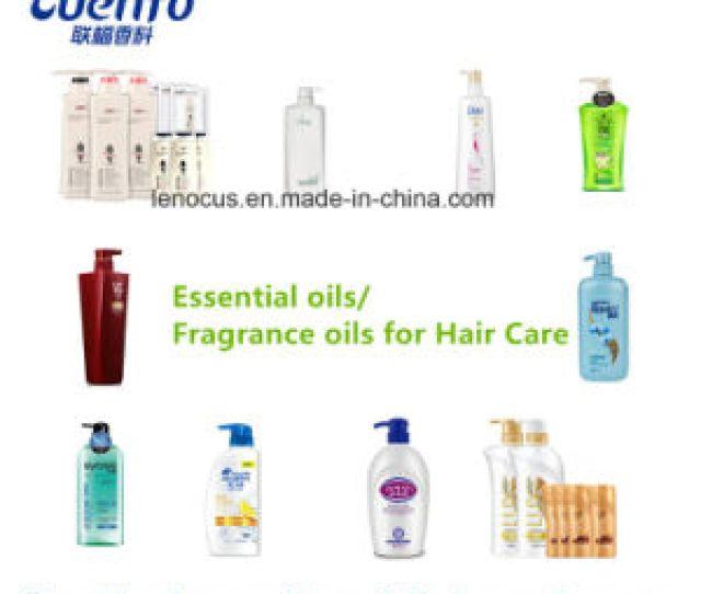 Propular Perfume Oil Essential Oil For Shampoo Hair Care