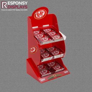 china acrylic candy display rack