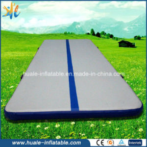 2017 Durable Inflatable Gym Mattress Air Track Factory For
