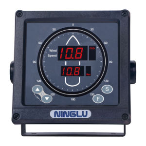 China Wind Meter with Repeater - China Wind Meter, Anemometer