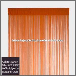 china fringe door curtains string