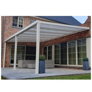china modern aluminium roofing for