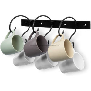 china metal wall art creative mug rack
