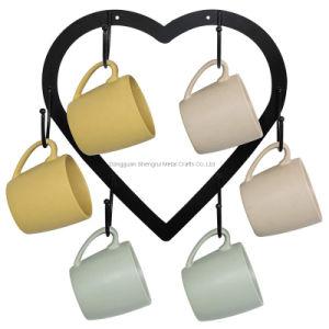 china wall mounted heart shaped metal