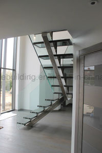 Double Stringer Stairs