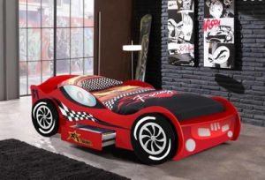 china hot selling kids wooden race car