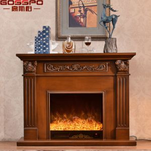 China Guangdong Manufacture French Style Carved Wood Fireplace Mantel Gsp14 002 China Fireplace Mantel French Style Wood Fireplace Mantel
