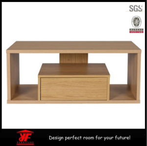 living room simple wooden table