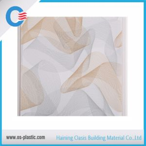 Interior Decorative Pvc Ceiling Board Color Wall Panel For Bathroom