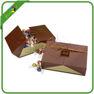 China Special Design Empty Gift Chocolate Box For