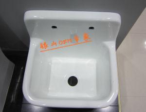 enamel cast iron kitchen sinks