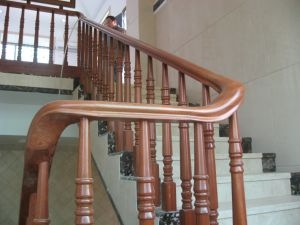 China Beech Wood Staircase Handrail For Baluster Fence China | Wooden Stair Rails And Balusters | Stair Parts | Wrought Iron Balusters | Stair Spindles | Newel Posts | Stair Treads