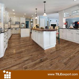 china wooden grain floor tile 615202