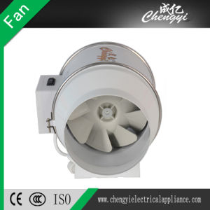china inline pipe blower exhaust fan
