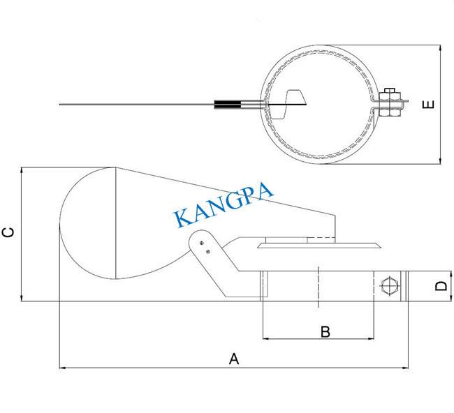 stainless steel exhaust pipe muffler