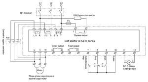 Motor eléctrico de arranque suave (AJR3) – Motor eléctrico de arranque suave (AJR3