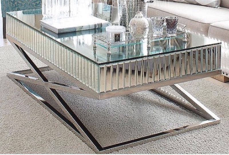 modern new style unique mdf crystal