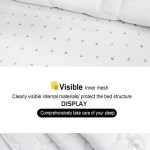 Sofa Bed Latex Bed Mattress Folding Waterproof Fabric 6cm Double Bed China Mattress Bed Mattress Made In China Com