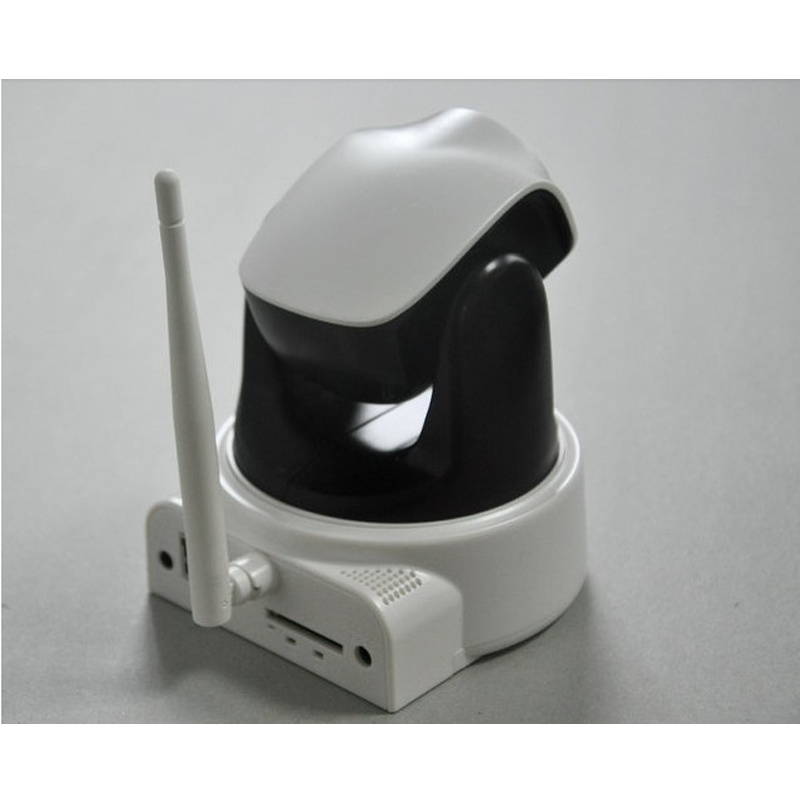 Full HD H. 264 PTZ CCTV Security IP Camera ,1.3 Megapixel Camera Cutting Support 720p Video Recording WiFi Mobile Phone View