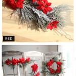 Cheap Christmas Artificial Flower Hanging Flower Arrangements Decoration Dy1 591 China Artificial Christmas And Artificial Flower Price Made In China Com