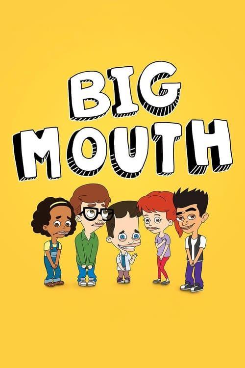 Key visual ofBig Mouth
