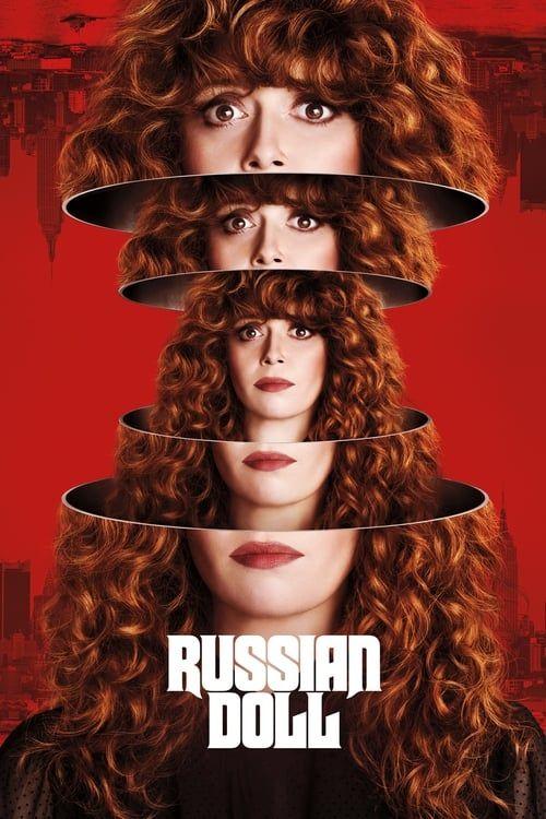 Key visual ofRussian Doll