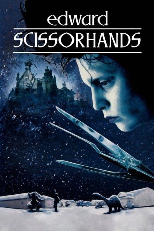 Key visual ofEdward Scissorhands