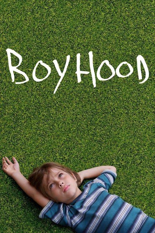 Key visual ofBoyhood