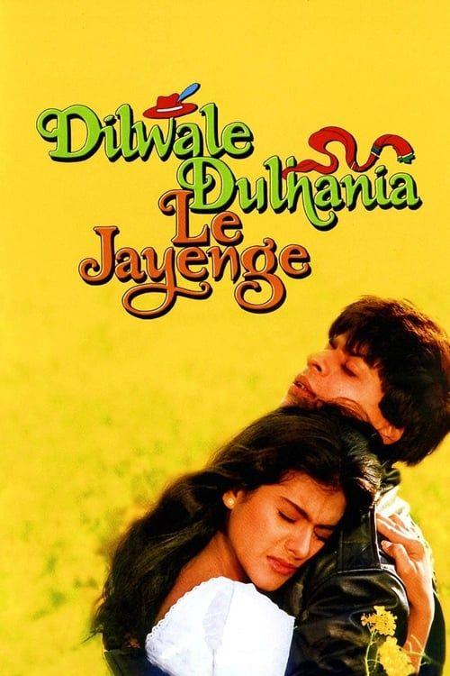 Key visual ofDilwale Dulhania Le Jayenge