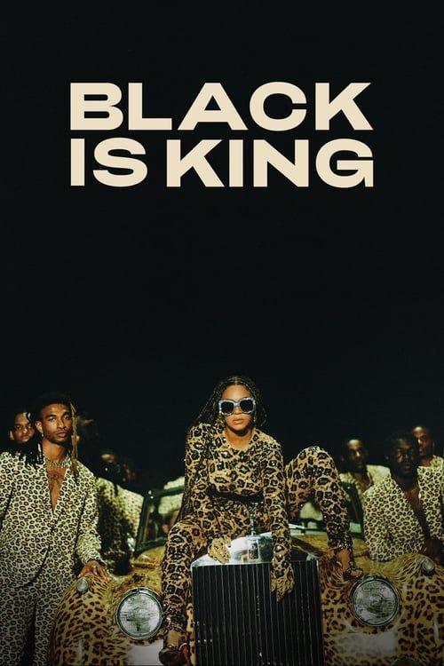 Key visual ofBlack Is King