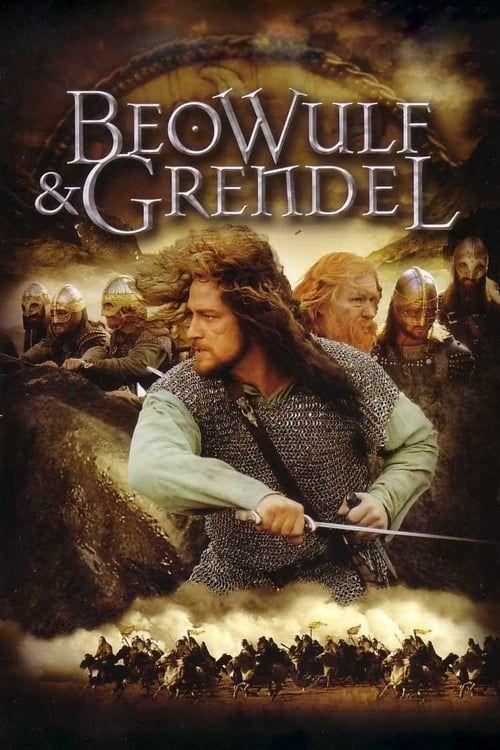 Key visual ofBeowulf & Grendel
