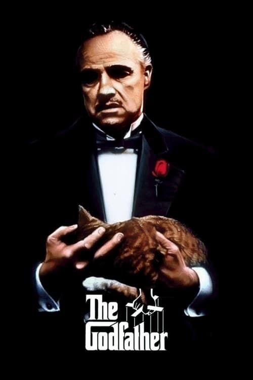 Key visual ofThe Godfather