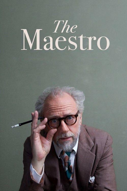 Key visual ofThe Maestro