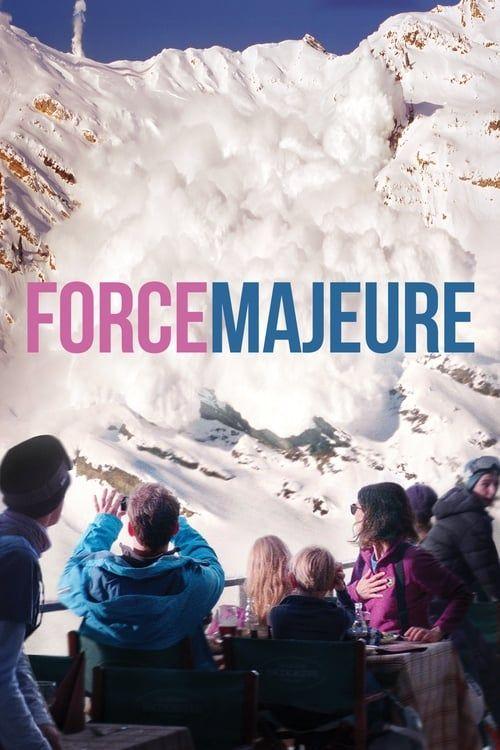 Key visual ofForce Majeure