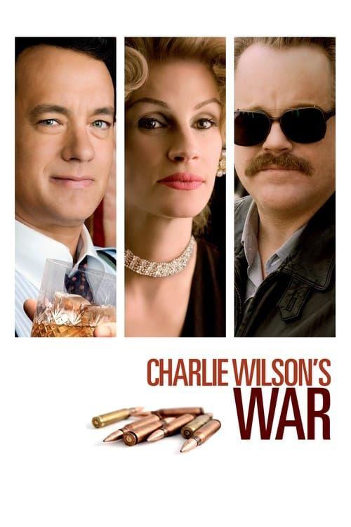 Key visual ofCharlie Wilson's War